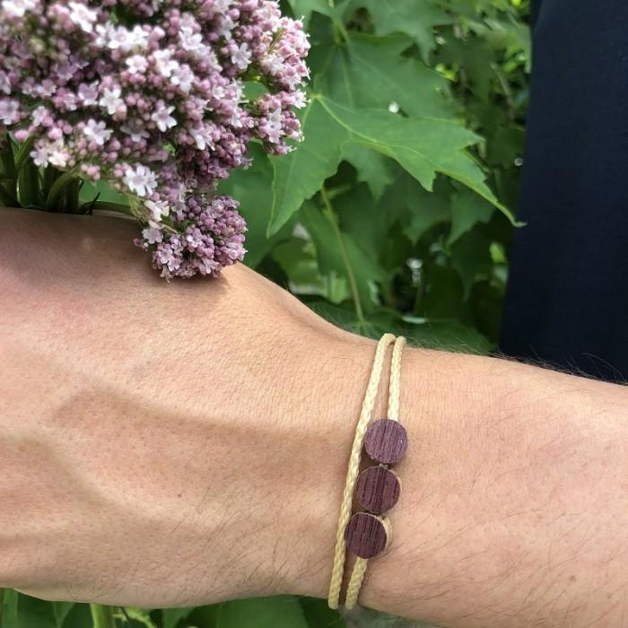 Les Berries - Bracelet classique BEIGE