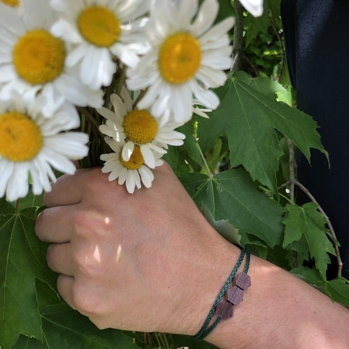 L'Hexagone - Bracelet classique