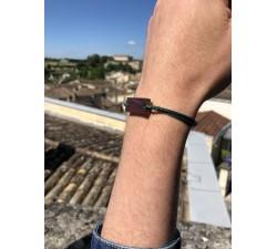 L'Estampe - Bracelet vrillé