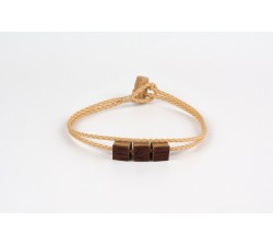 Le Barrel in Box -  Bracelet classique BEIGE