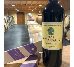 Le Barrel in Box de Clos Puy Arnaud