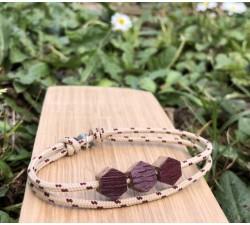 L'Hexagone - Bracelet Premium