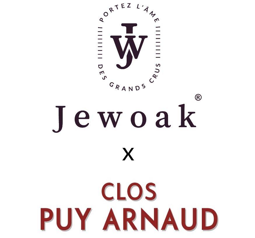 Collaboration Jewoak X Clos Puy Arnaud